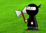 ninja, boomerang, tir, adresse