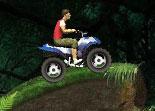 ATV, moto à 4 roues, quad