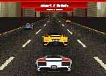 Mustang, voiture, Ferrari, Porsche, automobile, course sur route, bolide, Lamborghini