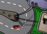course, bolide, circuit, auto, Subaru, voiture