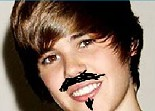 dessin, star, Justin Bieber, Robert Pattinson, Miley Cyrus