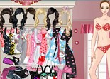 Habillage, Hello Kitty, mode, dress up