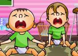 bébé, baby sitter, gestion, nourrice, baby sitting, nounou