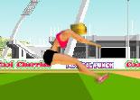 athlétisme, saut en longueur, sport