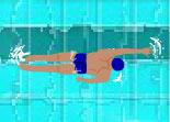 natation, sport aquatique, course, crawl, 100m nage