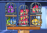 lance-pierre, Angry Birds, adresse, oiseau, Rio, Disney