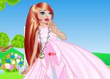 habillage, relooking, princesse, sirène, mermaid, fille