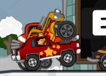 course, automobile, voiture, hot rod, bolide