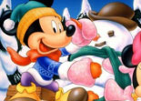 puzzle, Mickey, observation, Minnie, Disney