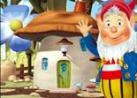 puzzle, Oui-Oui, Potiron, observation, enfant