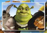 puzzle, Shrek, observation, Chat Potté, Ane