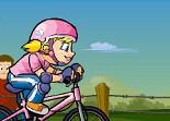 bmx, vélo, cycliste, sport, bicyclette