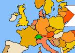 géographie, culture générale, éducatif, Europe
