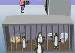 Milton The Penguin : Zoo Escape