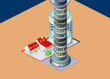 construction, ville, cité, urbanisme