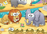 Zoo Hidden Numbers Game