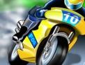 conduite, pilotage, course, moto, bike, circuit, rider