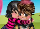 Kids Kiss 2