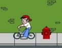 velo, cycliste, sport, bmx