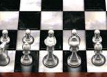 réflexion, stratégie, échecs, 3D, chess