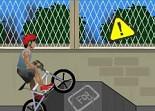bmx, sport, vélo, bicross, cycliste, bicyclette