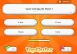 Titeuf, quizz, questionnaire