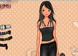 habillage, mode, dress up, fille, fashion