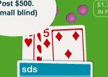 casino, poker, cartes, réflexion