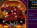 arcade, flipper, dinosaures, pinball