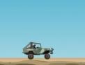 conduite, vehicule, pilotage, voiture, jeep, 4x4, tout terrain, kangourou, desert