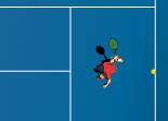 tennis, sport, tennisman, raquette