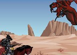 DragonFable : FireSpawn