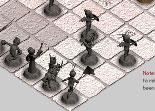 3D, chess, réflexion, stratégie, échecs