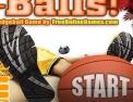 Ballon, balle, foot, basket, tennis