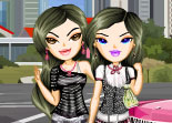 Bratz, beauté, habillage, dress up, fille, mode