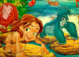 Puzzle Mania - Tarzan