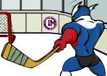 sport, tir au but, hockey sur glace
