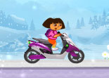 Dora, scooter, scoot, 2 roues
