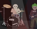 musique, punk, DJ, mix, rock