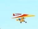 deltaplane, renard, poste, postier, pilote, pilotage, planeur, planer