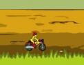 conduite, pilotage, course, course en ville, moto, bike, rider, auto