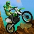 moto, motocross, cross, rider, bike