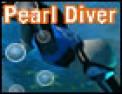 plongée, plongeur, mer, trésor