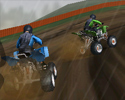atv, quad, moto à 4 roues, course