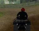 cours, atv, quad, moto à 4 roues