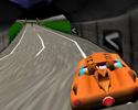 course, véhicule, voiture, 3D