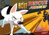 Bolt, aventure, animaux, chien