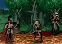 épée, lance, bouclier, guerre, aventure, combat, chevalier, armes