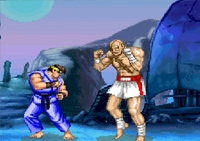 Jeux de street fighter