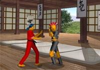combat, art martiaux, samourai